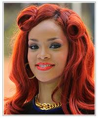 makeup tips for red hair rihanna hairstyles