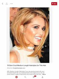 Short Layered Hairstyles For Thin Hair Bestof Thin Hair Color Ideas