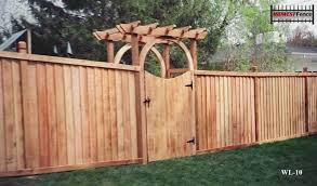 wood privacy fences. Wood Privacy Fences Midwest Fence