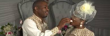 Mzansi Magic - Mr and Mrs Maisela's weddings – OPW