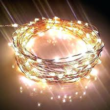 solar powered led string lights outdoor rope home depot