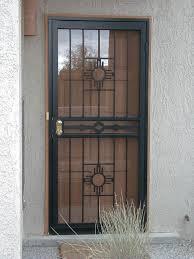 metal security screen door. Best Metal Security Screen Door With 24 Pictures Blessed Intended For Measurements 768 X 1024 R