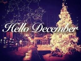 Image result for Hello December poster to use for free