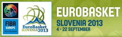 Resultado de imagen para logo eurobasket 2013 eslovenia