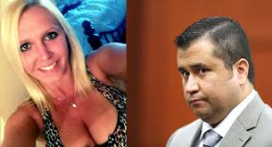 George Zimmerman & his girlfriend Ms. Samantha Scheibe. Ok first just allow me to say this…..THIS woman is with THIS fool? George Zimmerman arrest report, ... - samantha-scheibe-photos-1