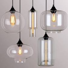 clear glass pendants lighting. Lamp: Pendant Small Glass Lights Clear For  Kitchen Island Swag Clear Glass Pendants Lighting