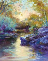 plein air painting julie gilbert pollard artistsnetwork com