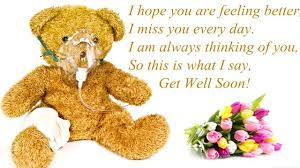 Get Well Wishes Quotes Get Well Quotes Get Well Soon Wishes Card Quotes About Being Happy 75