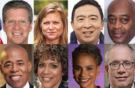 New york — eric adams continues to dominate the field of democratic hopefuls as new yorkers head to the polls for early voting ahead of the june 22 primary to replace outgoing mayor bill de blasio,. Where They Stand Compare Nyc Mayoral Candidates On The Issues