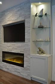 depot contemporary wall entertainment center with fireplace awesome 27 stunning fireplace tile ideas for your home