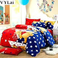 super mario comforter children cartoon cow fleece fabric winter bedding comforter sets queen king size bed
