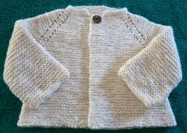 Free Knitting Patterns To Download Stunning Top Down Garter Stitch Baby Jacket Pattern Download Nancy