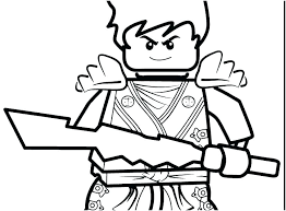 Ninjago Coloring Pages Printable Betterfor