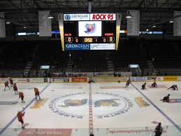 Barrie Colts Arena Seating Chart Barrie Molson Centre Stadium And Arena Visits