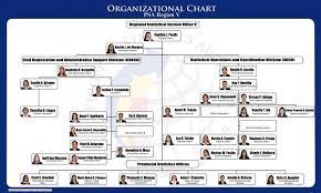 Philippine Ports Authority Organizational Chart Rsso V Organizational Structure Philippine Statistics