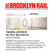 NEWS — Tamara Johnson