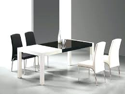 White Modern Dining Set Modern Furniture Dining Sets Fabulous Ultra