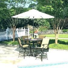 small patio umbrella table outdoor table umbrellas small patio tables with umbrella hole