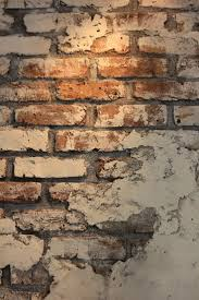 old brick wall,would also like a fireplace