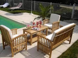 Table De Jardin En Palette De Bois Maison Design Bahbe Com