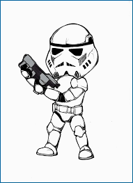 Stormtrooper Coloring Pages Printable 19 Special Figure You Must