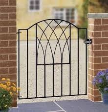 Small Picture Best 25 Metal garden gates ideas that you will like on Pinterest