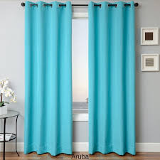 softline sunbrella indoor outdoor grommet top curtain panel