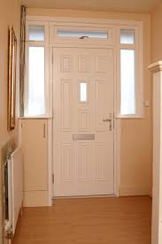white wood door. White Timber Front Door Wood H