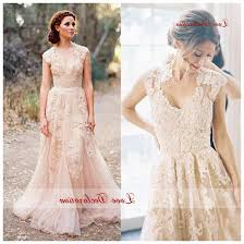 dusty rose wedding dress apearls fashion for you all