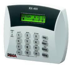 Приёмно контрольные приборы pima купить цена отзывы описание  pima rxn 400 Клавиатура с жк дисплеем pima rxn 400
