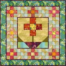 Free Spring Quilts for EQ7, EQ6 or Quilt Design Wizard!   The ... & Share Adamdwight.com
