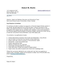 Psw Sample Of Resume And Psw Cover Letter Examples Cover Letter Psw Writefiction658