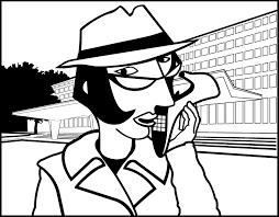 Cia Coloring Book Central Intelligence Agency