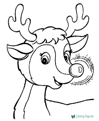 Christmas Coloring Paper Christmas Coloring Pages