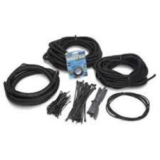 painless wiring mustang parts at dallas mustang wire looms powerbraid chassis kit painless 1964 1985