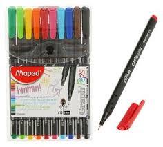 <b>Капиллярные ручки</b> в разделе ручки купить в интернет-магазине ...