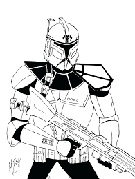 Interior Clone Wars Coloring Pages Star Wars Clone Coloring Pages