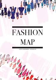french connection by gemma giadom issuu fashion map trend report