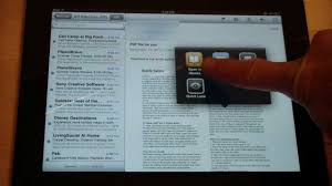How To Save Pdf Files To An Ipad Youtube