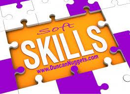 20 Soft Skills Chart Duncans 5 Soft Skills Clusters A List Of Soft Skills
