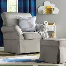 chair glider. antonia swivel glider and ottoman chair