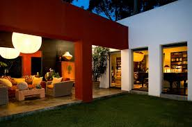 middle road high end residence in montecito ca featuring high end architecture