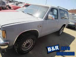 1989 chevrolet s10 blazer frame 500 03078a ebg880