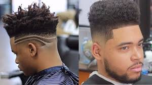 27 Vibrant Afro Taper Fade Haircut 2019 Men Hairstyles 2019 Men