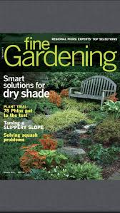 fine gardening magazine.  Gardening Fine Gardening Magazine For A