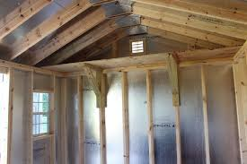 picture of shelves for a shed