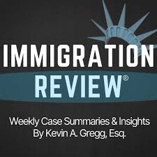 Immigration Review