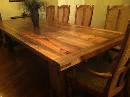 inspiring cypress dining table