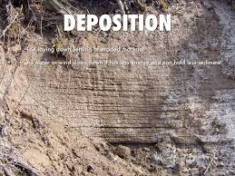 Define Erosion And Deposition By Evanjcoughlin