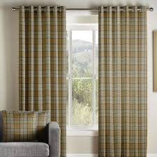 Living Room Ready Made Curtains Brae Readymade Curtains Mustard Ready Made Curtains Glasswells